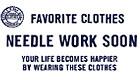 NEEDLE WORKSOON